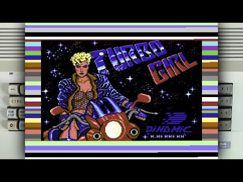 Turbo Girl on the Commodore 64