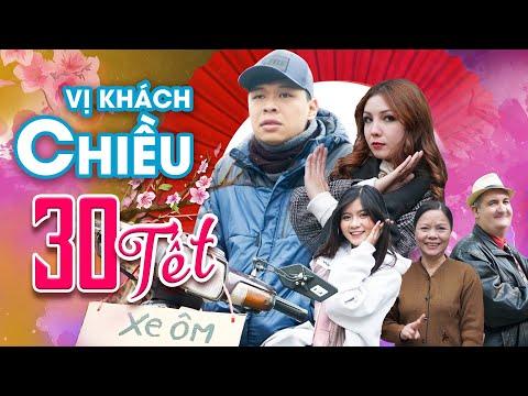 VỊ KHÁCH CHIỀU 30 TẾT | Phim Hài Tết 2021 | Phim Hài Trung Ruồi, Lê Na...