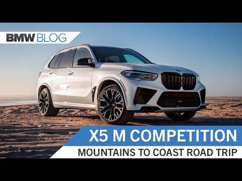 ROAD TRIP: BMW X5 M Competition