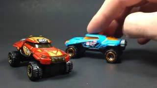 Terrain Storm - Hot Wheels 2016 Recolor Update