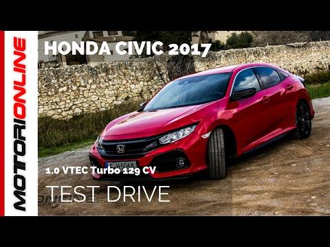 Honda Civic MY 2017 Test Drive | Pregi e Difetti