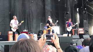 "Eagles of Death Metal W / Brent Hinds - ""I Only Want You"" @ Welcome to Rockville 2017"