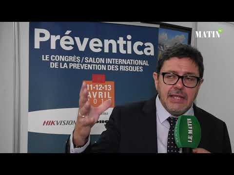 Video : Lancement de la 6e édition du Salon Préventica