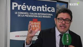Lancement de la 6e édition du Salon Préventica