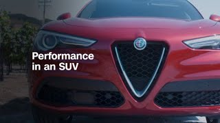 Stelvio: Alfa Romeo's impressive blast into SUV market