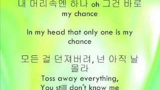 MBLAQ- Running & Running [FUGITIVE OST] (Hangul lyrics +Eng Trans)