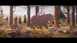 Christmas Advert, The Bear and the Hare- John Lewis 2013