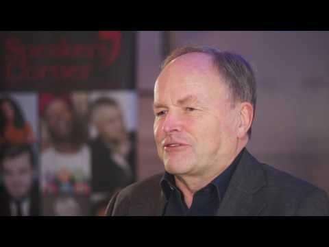 TV host and comedian Clive Anderson Q&A