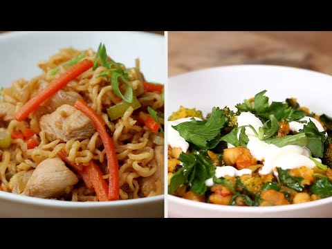 One Pot Dinners For When You Feel Lazy ? Tasty Recipes