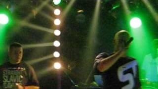 Sokół & Pono feat. Koras - Pierdole to - Live in Lublin