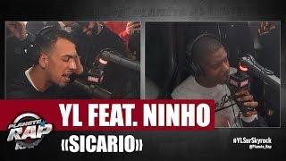 """[EXCLU] YL """"Sicario"""" Feat. Ninho #PlanèteRap"""