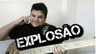 FORRÓ NO BAIXO - OLHA A EXPLOSÃO - BRUNO GUIMARÃES (Wesley Safadão ft. Kevinho) Bass Cover