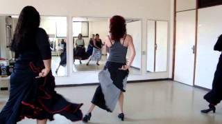 Tango Flamenco Matita de Romero - Versão mais simples