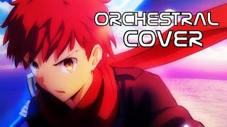 """Last Stardust"" Fate/Stay Night Unlimited Blade Works EP#20 OST【Orchestral Cover】[Mike Reed IX]"