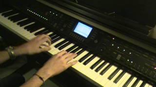 Dernière danse - Kyo Piano cover