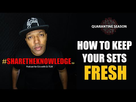 How to keep your sets fresh - Share The Knowledge