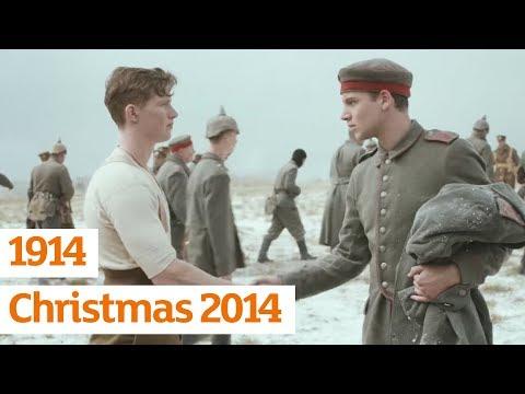 1914 | Sainsbury's Ad | Christmas 2014 - YouTube