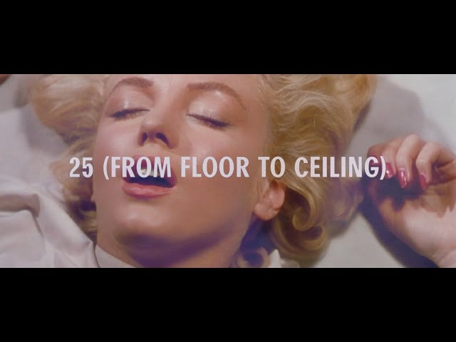 Vídeo oficial de la canción 25 (From Floor To Ceiling) de It It Anita