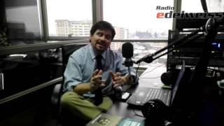 "Alfredo Bascur ""Peligrosamente Juntos"" Radio Edelweiss 06/julio/17"