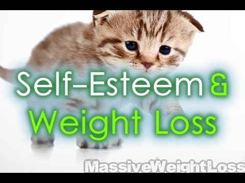 How Do You Increase Self-Esteem and Lose Weight?