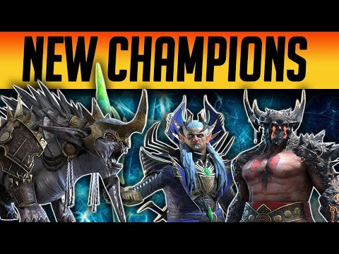 6 NEW CHAMPIONS IN DOOM TOWER REWARDS! DARK KAEL RELEASED!   Raid: Shadow Legends