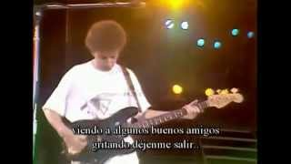 Queen Under Pressure sub español  live