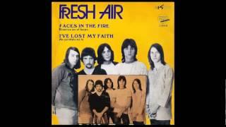 Fresh Air - Faces in the Fire