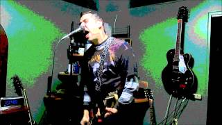 Green Day  - Jaded (cover) HQ (SOUNDS JUST LIKE BILLIE JOE ARMSTRONG!!!)