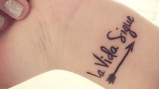 35 Frases de tatuajes en español