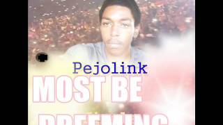 Pejolink - The dreem {freestyl} (Official Audio) - Dec 2017- ellie goulding - Burn instrumental