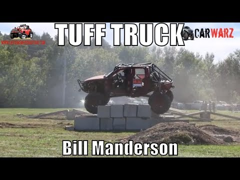 Bill Manderson 2001 Dodge First Round Unlimited Class Minto Tuff Truck Challenge 2018