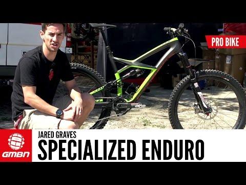 Jared Graves' Specialized Enduro | Pro Bike
