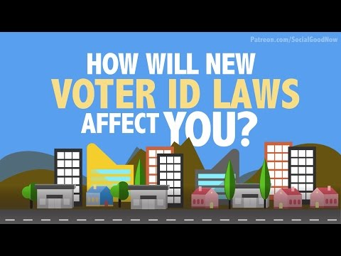 How Will Voter ID Laws Affect You? (with Social Good Now) • BRAVE NEW FILMS