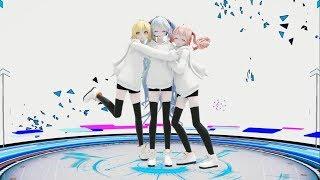 [MMD] TWICE - LIKEY (Miku - Neru - Teto)