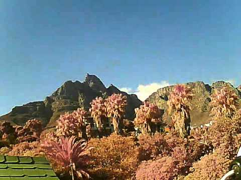 Timelapse Video – Table Mountain – 26/05/2011