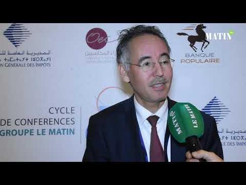 Video : Matinales de la fiscalité : Mohamed Hdid, président de la commission de la fiscalité et du régime de change-CGEM