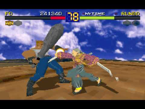Battle Arena Toshinden (Fo) (Digital Dialect) (MS-DOS) [1995] [PC Longplay]