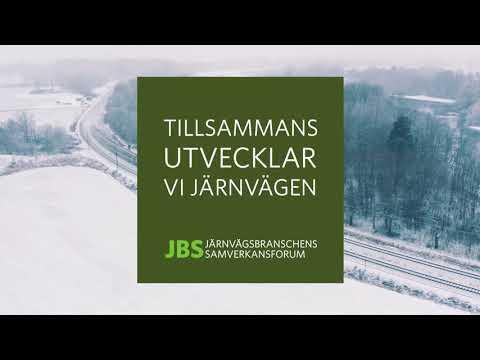 Järnvägsbranschens samverkansforum – JBS