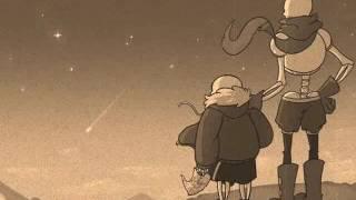 Undertale-Sans-and-Papyrus_Tribute*Please Don't Go*(By:Baterka)*