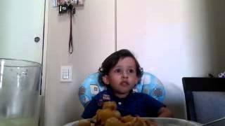 Luiz Antonio - A argumentação para não comer polvo