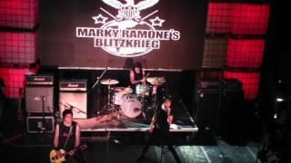 Marky Ramone's Blitzkrieg - Blitzkrieg Bop (Ramones Cover) @C3 Stage, Guadalajara 2016