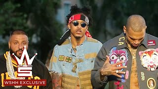"Dj Khaled ""Gold Slugs"" Feat. Chris Brown, August Alsina & Fetty Wap (Behind The Scenes)"