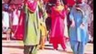 Kala doriya doria Punjabi folk song.avi