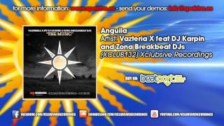 Vazteria X Ft DJ Karpin & Zona Breakbeat DJs - Anguila