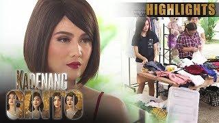 Daniela, ipinatapon ang mga paninda ni Cassie | Kadenang Ginto (With Eng Subs)