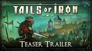 Tails of Iron out in September, new trailer