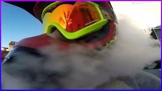 VAPE MOD 2 Stroke Exhaust Sound Test RAW