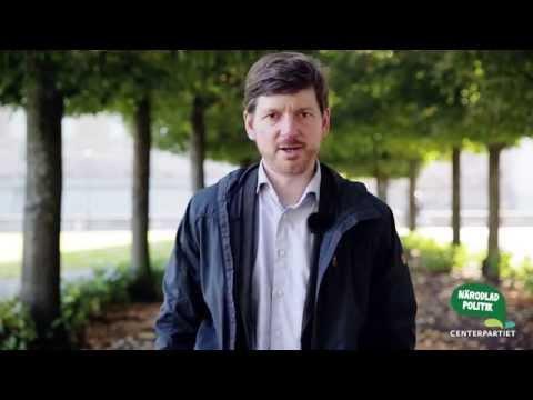 Martin Ådahl om fler enkla jobb