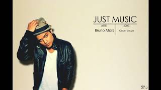 COUNT ON ME - BRUNO MARS (AUDIO ONLY)