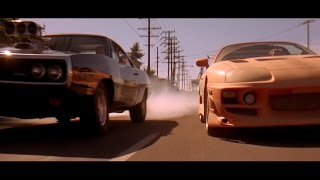 "Fast & Furious (2001) - Final drag race | ""Limp Bizkit - Just like this"" [Blu-ray, 4K]"